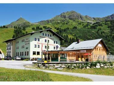 Alpengasthof Wismeyerhaus