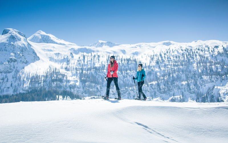 Winter- & Schneeschuhwandern Obertauern