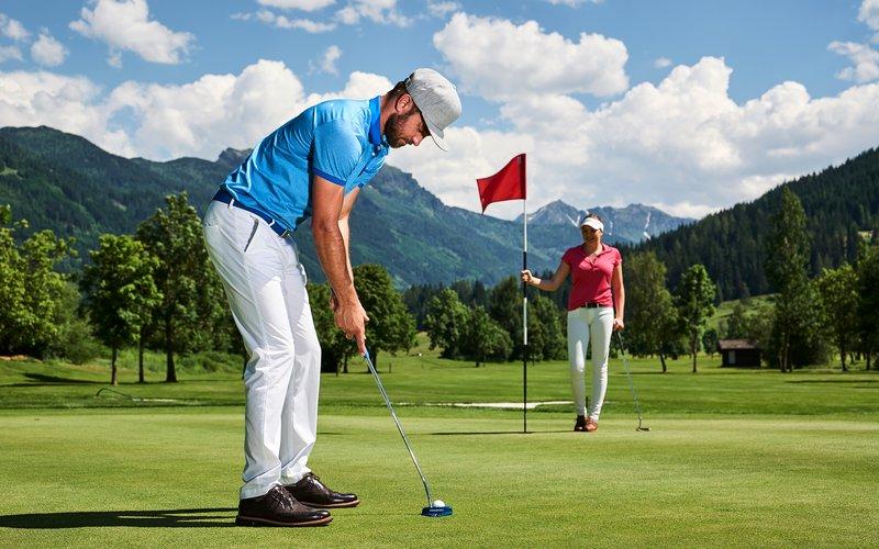 Golfurlaub Obertauern