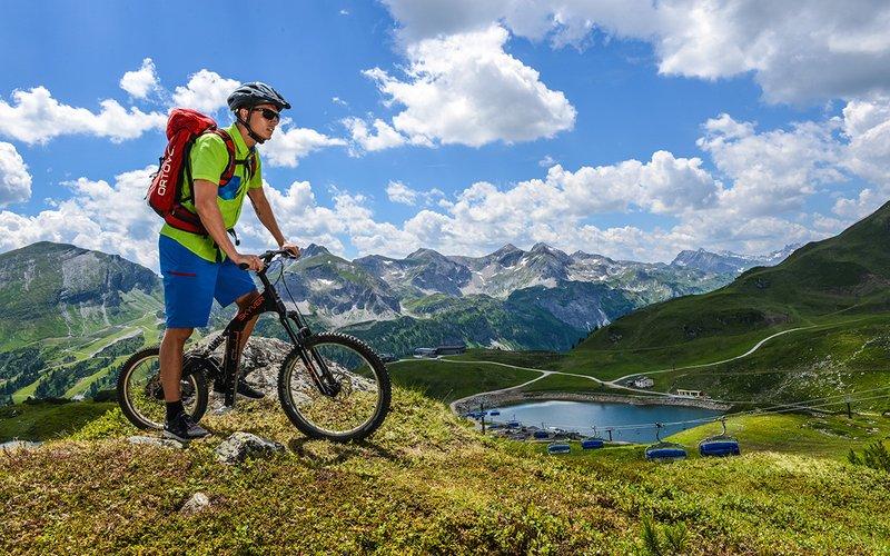 Mountainskyver Obertauern