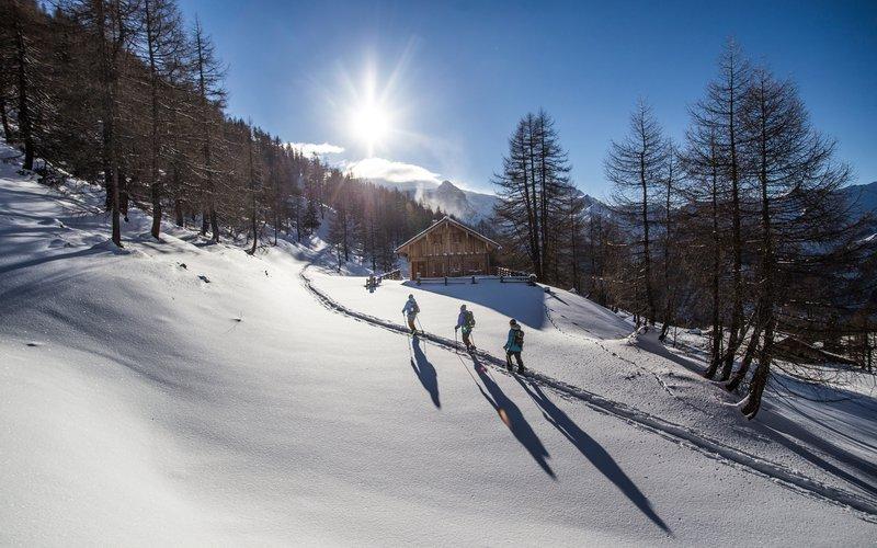 Skitouren in Obertauern