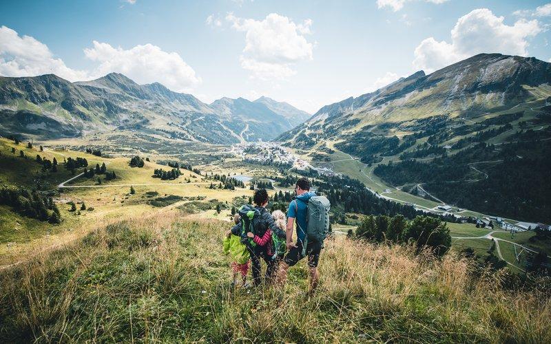 Familienurlaub in Obertauern