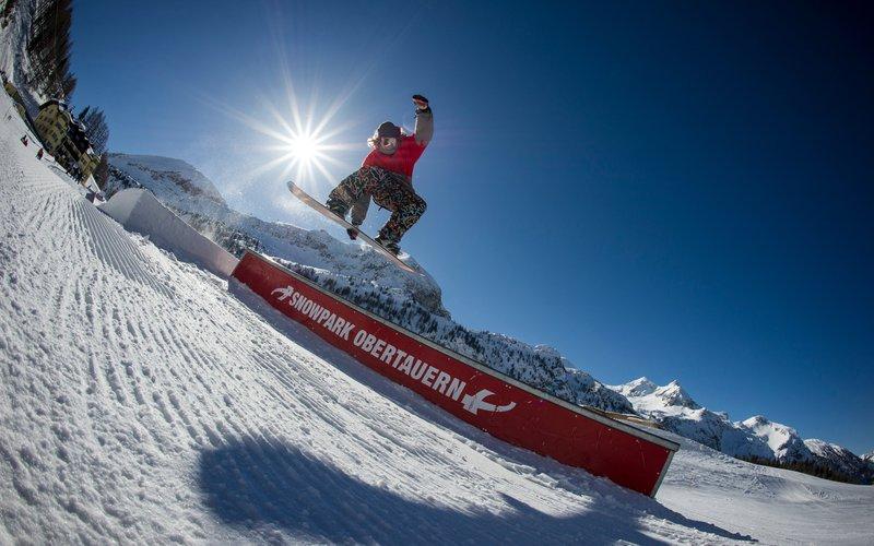 Snowpark Obertauern