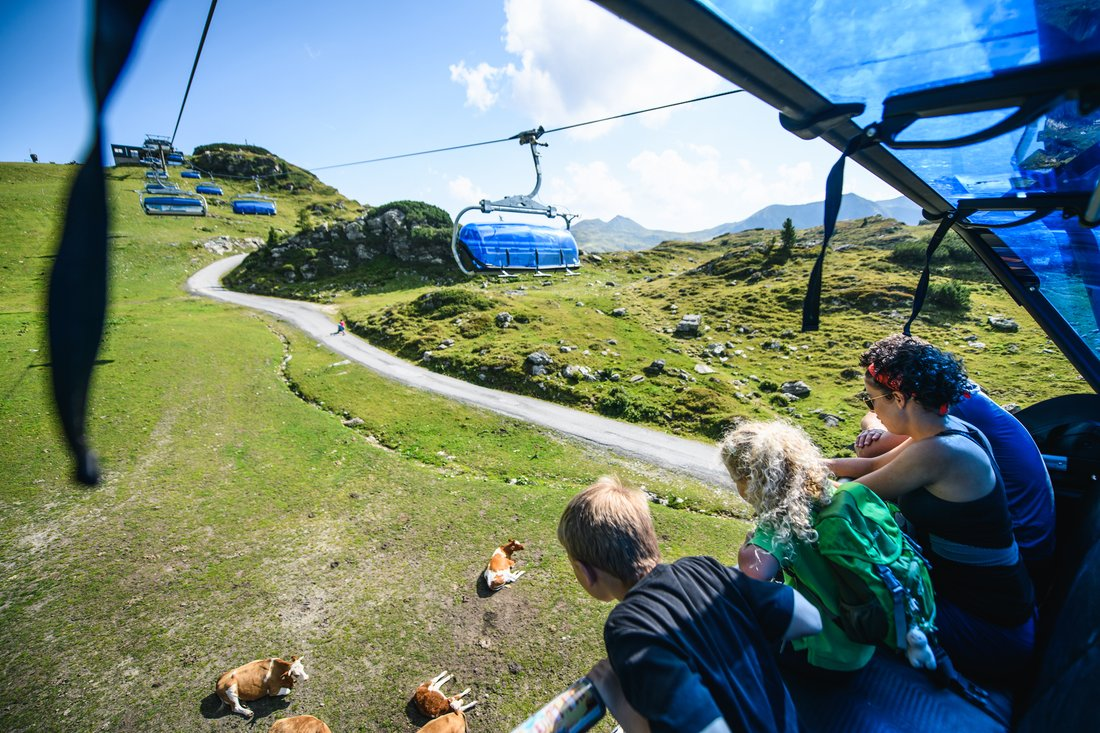 Cable Car Hiking